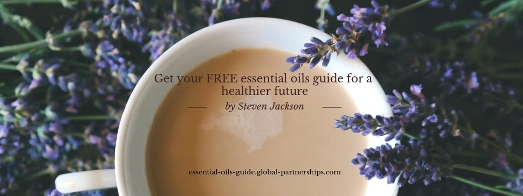 Get your FREE essential oils guide for a healthier future